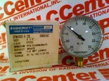 ASHCROFT 35W-1005-H-02L-30PSI/VAC