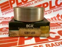 BCA BEARING 5207-WSS