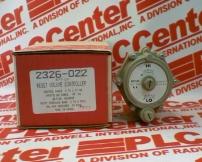 KMC CONTROLS 2326-022