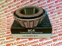 BCA BEARING HM88649