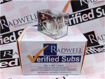 RADWELL VERIFIED SUBSTITUTE ZG-301-615SUB
