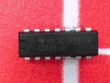 SIEMENS SEMI CD4081BE