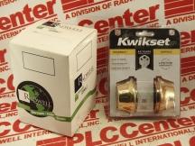KWIKSET CORPORATION 96650-390