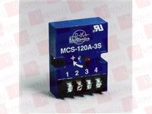 RK ELECTRONICS MCS-120A-3S