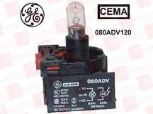 GENERAL ELECTRIC 080ADV120