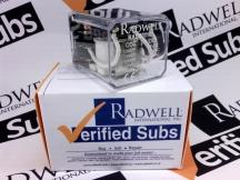 RADWELL VERIFIED SUBSTITUTE 101U3PDT24VDCSUB