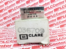 CP CLARE & CO 036709