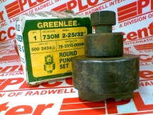 GREENLEE TOOL 500 2434.5
