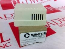 MAMAC SYSTEMS TE-205-M-9X