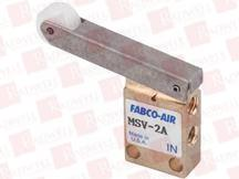 FABCO-AIR INC MSV-2A