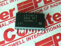 LSI LOGIC IC7166S
