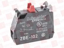SCHNEIDER ELECTRIC ZBE-102