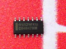 SIEMENS SEMI CD4047BM