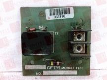 GETTYS MODICON 11-0106-101