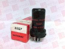 NATIONAL ELECTRONICS 6SQ7