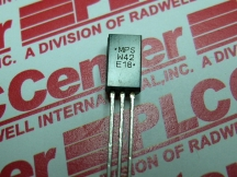 ON SEMICONDUCTOR MPSW42G