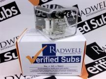 RADWELL VERIFIED SUBSTITUTE MJ1PIUAAC120SUB