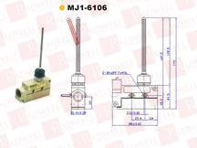 MOUJEN SWITCH MJ1-6106