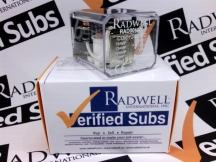 RADWELL VERIFIED SUBSTITUTE 5X839SUB