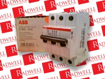 ASEA BROWN BOVERI S203-D16