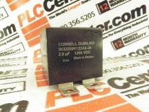 CORNELL DUBILIER SCD205K122A3-24