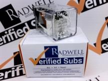 RADWELL VERIFIED SUBSTITUTE 20116-84SUB