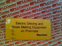 RAYCHEM THERMAL MANAGEMENT 192411-000
