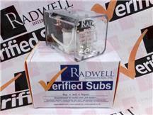 RADWELL VERIFIED SUBSTITUTE AAE-D204-M-SUB