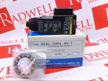OMRON E3JU-D2P4-M1-1