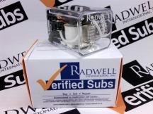 RADWELL VERIFIED SUBSTITUTE 2001184SUB