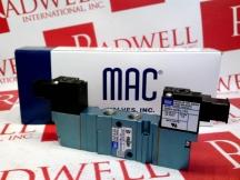 MAC VALVES INC 461A-B0A-DM-DFBJ-1KJ