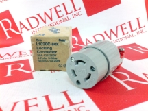 EAGLE ELECTRIC L1020C-GRY