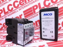 MCG INC MC1D0910G7