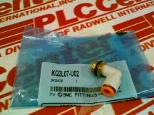 SMC KQ2L07-U02