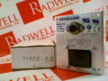 INTERNATIONAL POWER IHA24-0.5