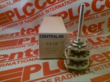 CENTRALAB 2514