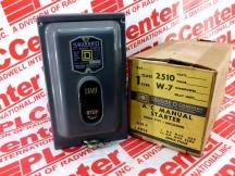 SCHNEIDER ELECTRIC 2510-W7