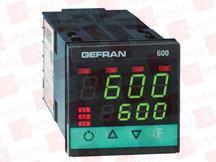 GEFRAN 600-R-D-0-0-1