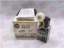 ALLEN BRADLEY 802A-A12P3-S9