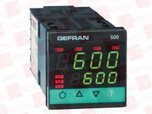 GEFRAN 600-R-R-R-0-1