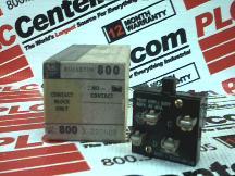 ALLEN BRADLEY 800-X220609