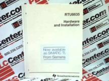 TEXAS INSTRUMENTS PLC RTU-8635