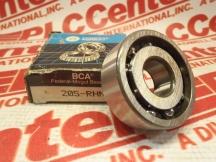 BCA BEARING 205-RHN