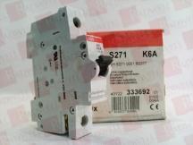 ASEA BROWN BOVERI S271-K6