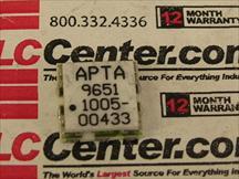 APTA 1005-00433