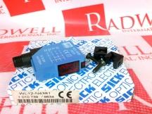 SICK OPTIC ELECTRONIC WL12-N4381