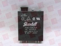 GRAYHILL INC 70G-OAC5A