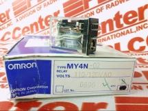 OMRON MY4N-02-AC110/120