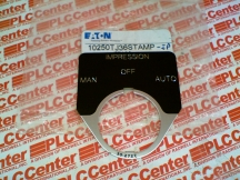 EATON CORPORATION 10250TJ36STAMP-IP