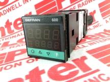 GEFRAN 600-R-D-R-0-1